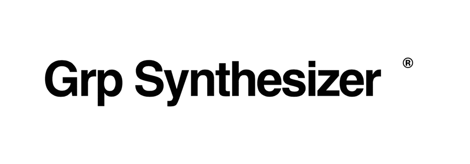 GRP Synthesizers