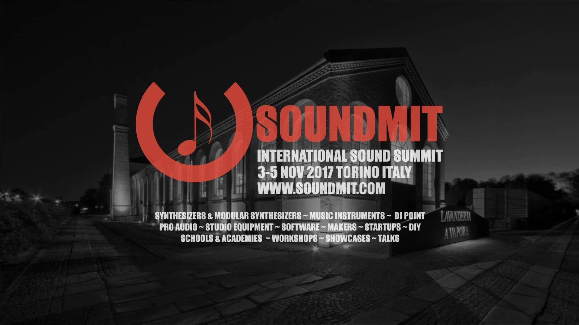 Soundmit Torino - Summit dei Synth analogici ed Eurorack - Novembre 2017 - international sound summit - Killing Toys Roma