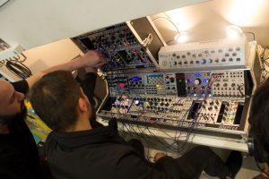 Roma Modulare Expo Sintetizzatori