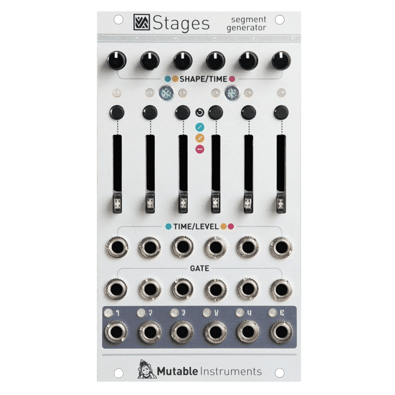 Mutable Instruments Stages Mutable Instruments Stages