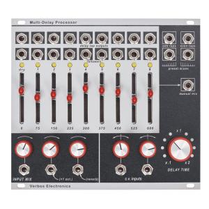 Verbos-Electronics-Multi-Delay-Processor