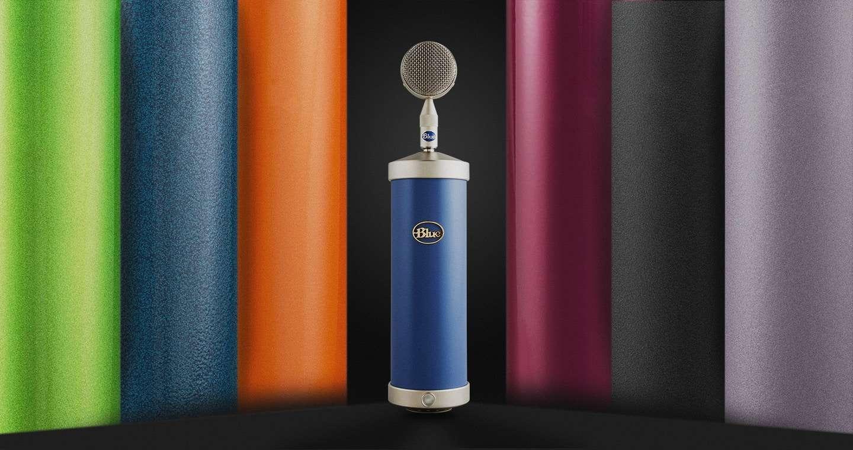 Blue Microphones Blue Bottle - Presentazione Italia