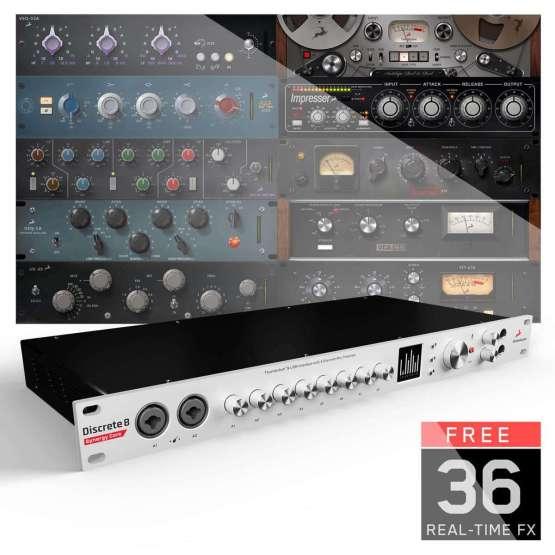 Antelope Audio Discrete 8 Synergy Core 555x555 Antelope Discrete 8 Synergy Core