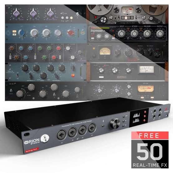 Antelope Audio Orion Studio Synergy Core 555x555 Antelope Discrete 4 Synergy Core