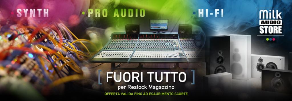 Fuori Tutto - Milk Audio Store