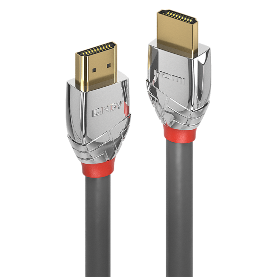 37875 1 555x555 Lindy 7.5m Standard HDMI Cable Cromo Line