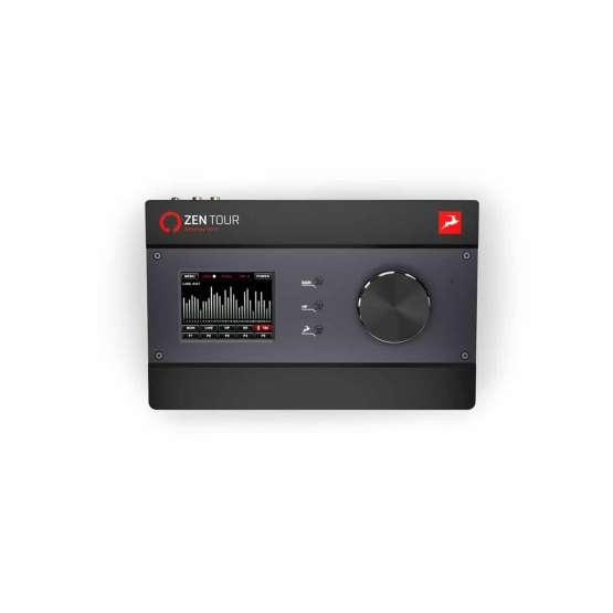 Antelope Audio Zen Tour Synergy Core front view 555x555 Antelope Zen Tour Synergy Core