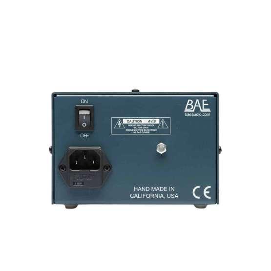 BAE 1073MPF single PSU back 555x555 BAE 1073MPF