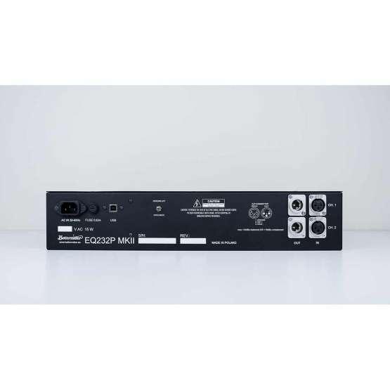 Bettermaker EQ 232P MKII Remote back panel 555x555 Bettermaker EQ 232P MKII Remote