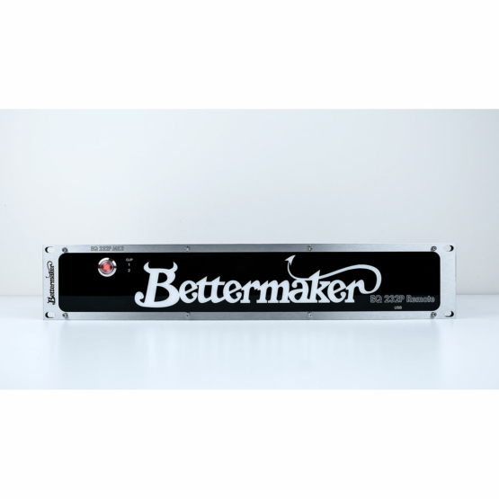 Bettermaker EQ 232P MKII Remote front view 555x555 Bettermaker EQ 232P MKII Remote