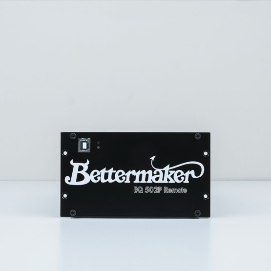 Bettermaker EQ 502P REMOTE front view 555x555 Bettermaker EQ 502P REMOTE