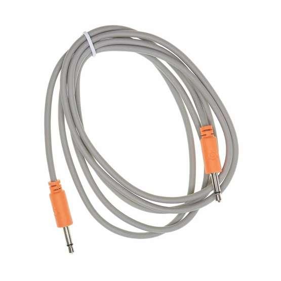 Black Market Modular Buchla tini cable orange 150cm 555x555 Black Market Modular Buchla 150cm Orange Tini Cable