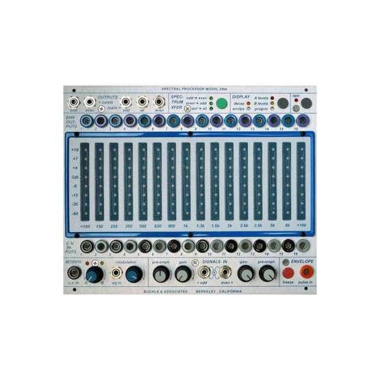 Buchla 296e Spectral Processor front view 555x555 Buchla 296e Spectral Processor