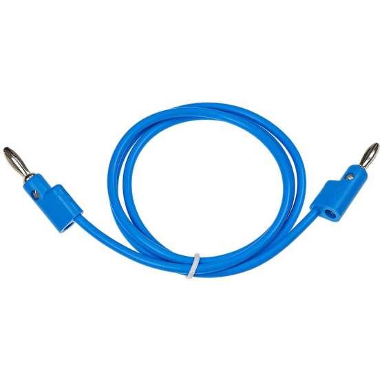 Buchla 75cm Blue Banana Cable 555x555 Buchla 75cm Banana Cable blue