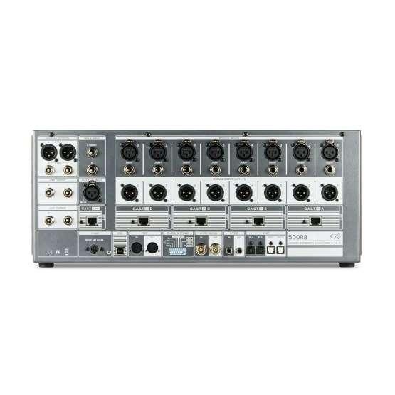 Cranborne Audio 500R8 back panel 555x555 Cranborne Audio 500R8