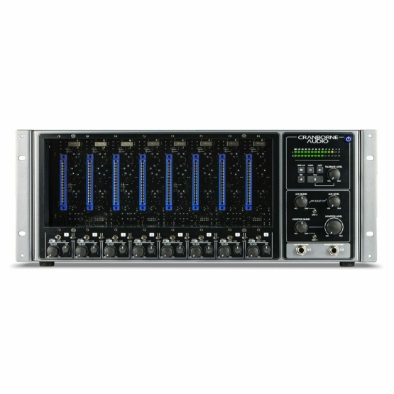 Cranborne Audio 500R8 front view 555x555 Cranborne Audio 500R8