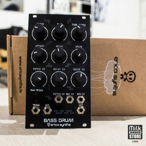 Erica Synths Bass Drum usato 555x555 Erica Synths Bass Drum (used)