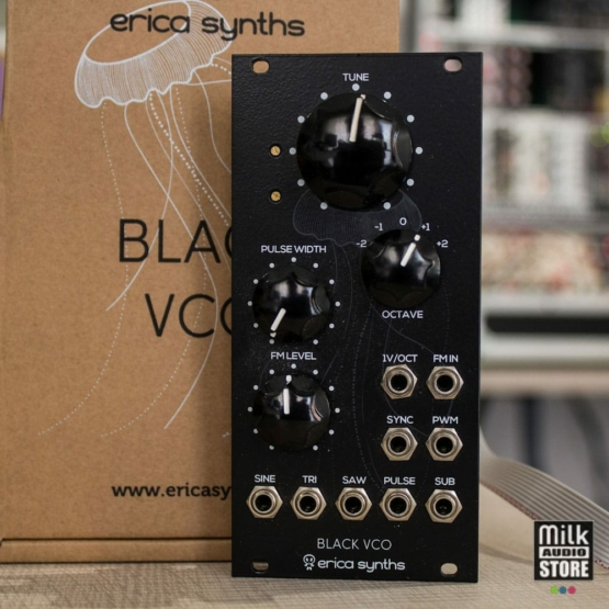 Erica Synths Black VCO usato 555x555 Erica Synths Black VCO (used)
