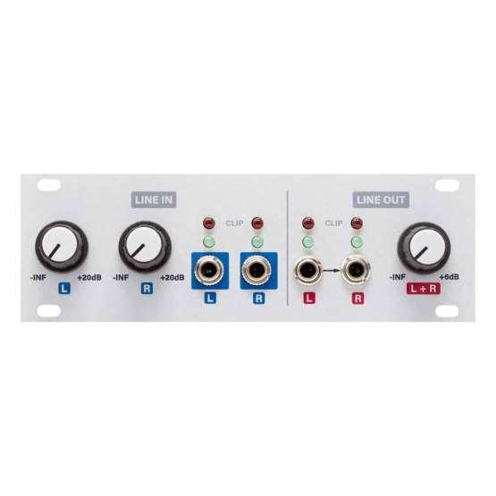 Intellijel Audio IO 1U 555x555 Intellijel Audio I/O 1U