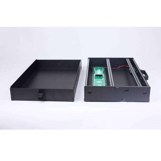 Intellijel Designs 7U x 104HP powered Black Stealth opened view 555x555 Intellijel Designs 7U x 104HP powered (Black/Stealth)