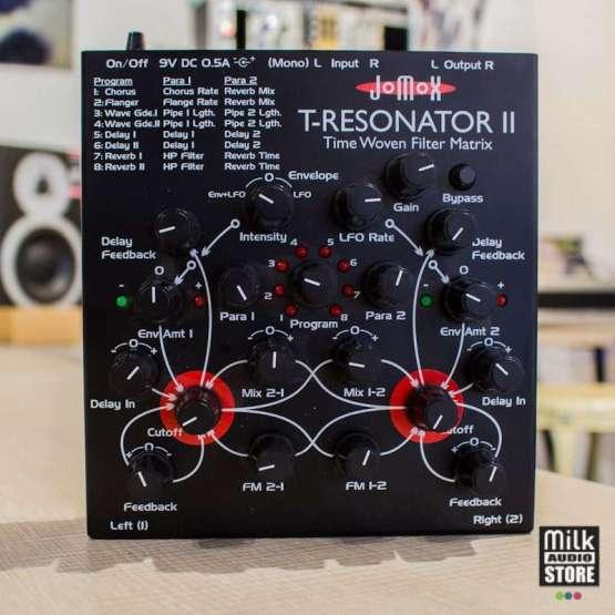 Jomox T Resonator usato front view 555x555 Jomox T Resonator MKII (used)