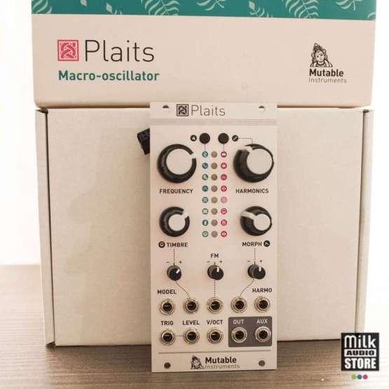 Mutable Instruments Plaits usato 555x555 Mutable Instruments Plaits (used)