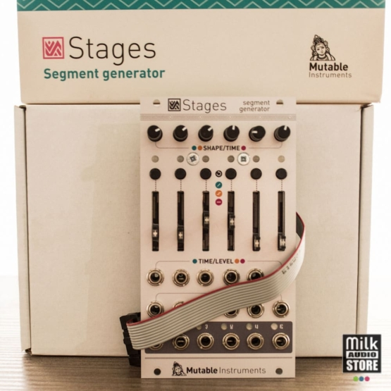 Mutable Instruments Stages usato 555x555 Mutable Instruments Stages (usato)