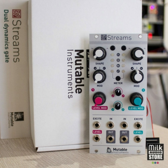 Mutable Instruments Streams usato 555x555 Mutable Instruments Streams (used)
