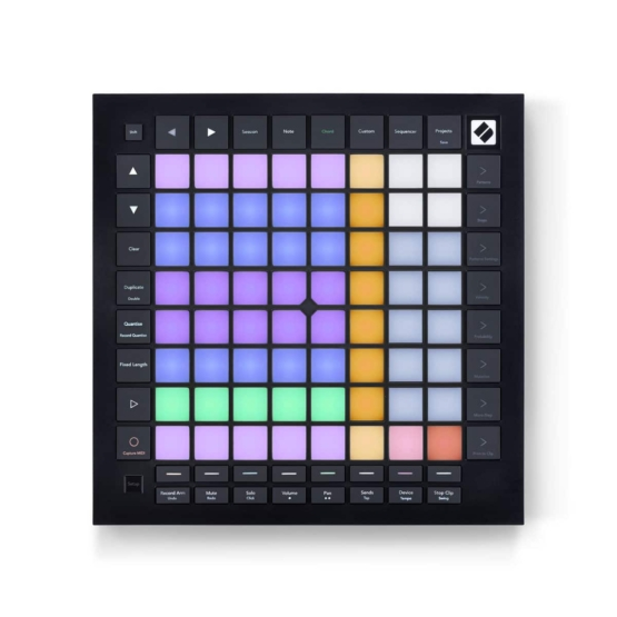 NOVATION Launchpad Pro top view 555x555 NOVATION Launchpad Pro MK3