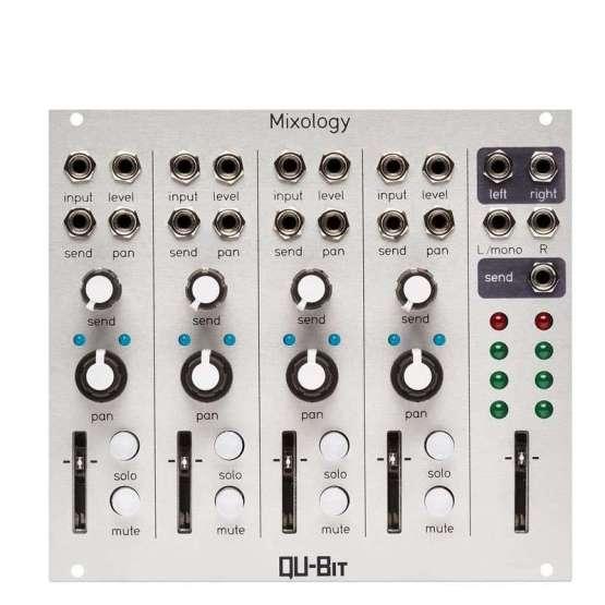 Qu Bit Mixology front view 555x555 Qu Bit Electronix Mixology