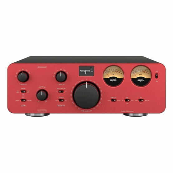 SPL Crossover Red front view 555x555 SPL Crossover (Red)