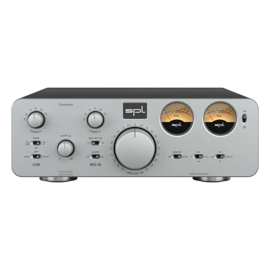 SPL Crossover Silver front view 555x555 SPL Crossover (Silver)