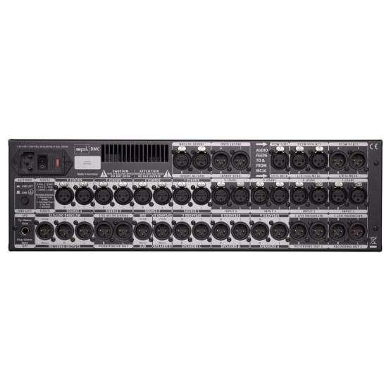 SPL DMC Black back panel 555x555 SPL DMC (Black)