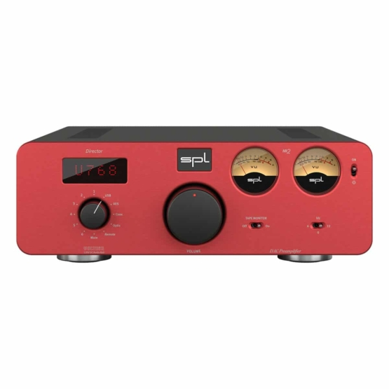SPL Director MK2 Red front view 555x555 SPL Director Mk2 (Red)