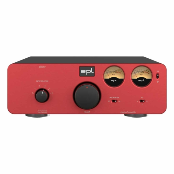 SPL Elector Red front view 555x555 SPL Elector (Red)