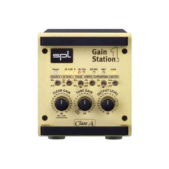 SPL GainStation 1 front view 555x555 SPL GainStation 1