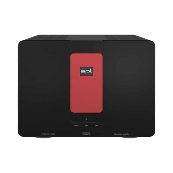 SPL Performer m1000 Black front view red 555x555 SPL Performer m1000 (Black)