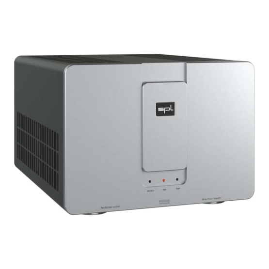 SPL Performer m1000 Silver angle view silver 555x555 SPL Performer m1000 (Silver)