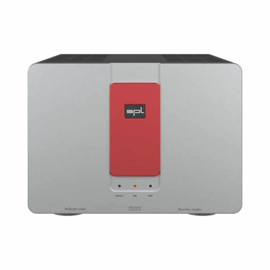 SPL Performer m1000 Silver front view red 555x555 SPL Performer m1000 (Silver)