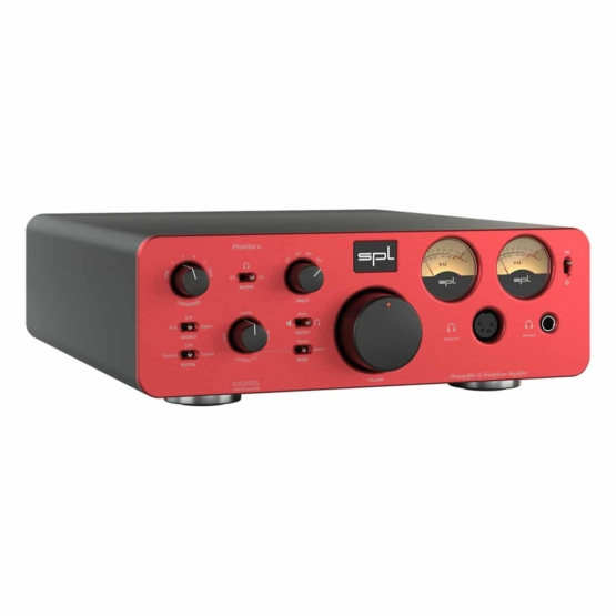 SPL Phonitor x Red angle view 555x555 SPL Phonitor x (Red)