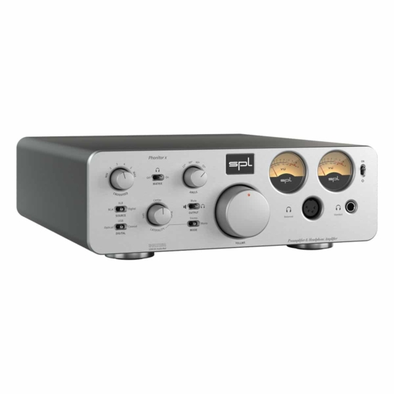 SPL Phonitor x Silver angle view 555x555 SPL Phonitor x (Silver)