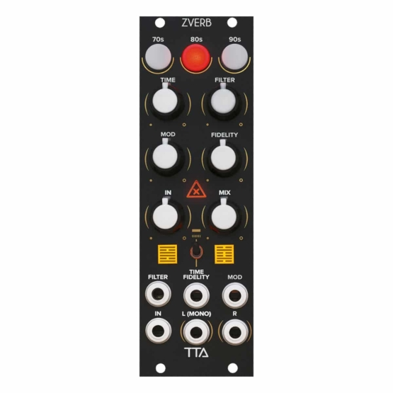 Tiptop Audio ZVERB black 555x555 Tiptop Audio ZVERB (Black)