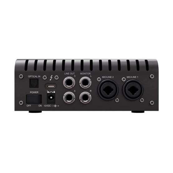 Universal Audio Apollo Twin X Duo back panel 555x555 Universal Audio Apollo Twin X Duo