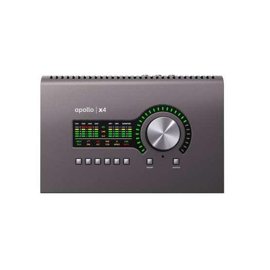 Universal Audio Apollo x4 top view 555x555 Universal Audio Apollo X4