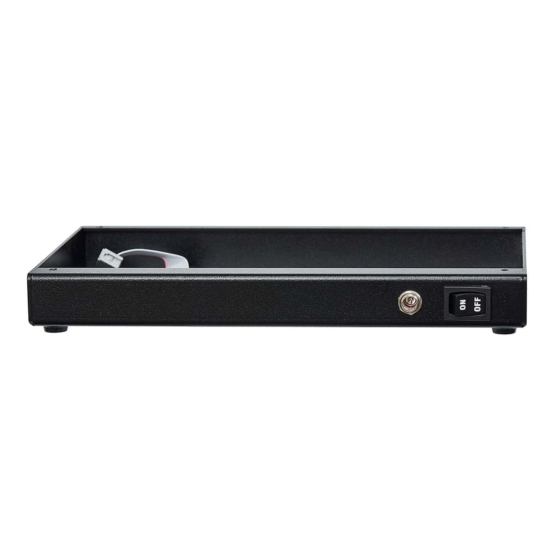 Verbos Electronics Black Box 42TE flat case front view 555x555 Verbos Electronics Black Box 42TE flat case