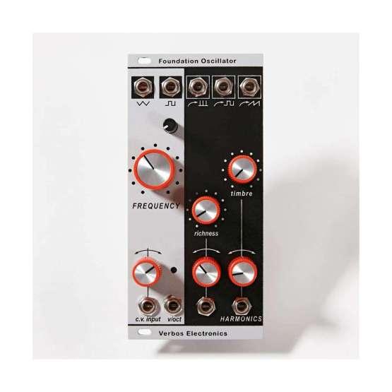 Verbos Electronics Foundation Oscillator 555x555 Verbos Electronics Foundation Oscillator