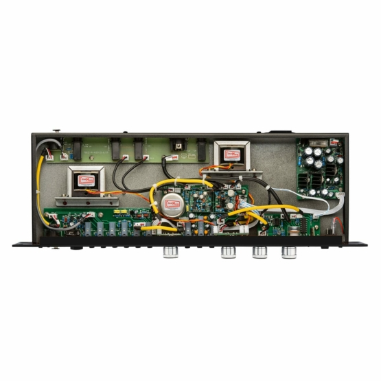 WARM AUDIO TB12 Tone Beast Black detail view 555x555 Warm Audio TB12 Tone Beast Black