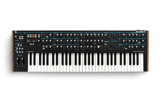 novation summit f 555x370 NOVATION Summit