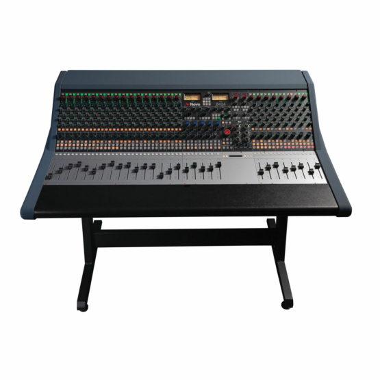Ams Neve 8424 Console front view with stand 555x555 Neve 8424