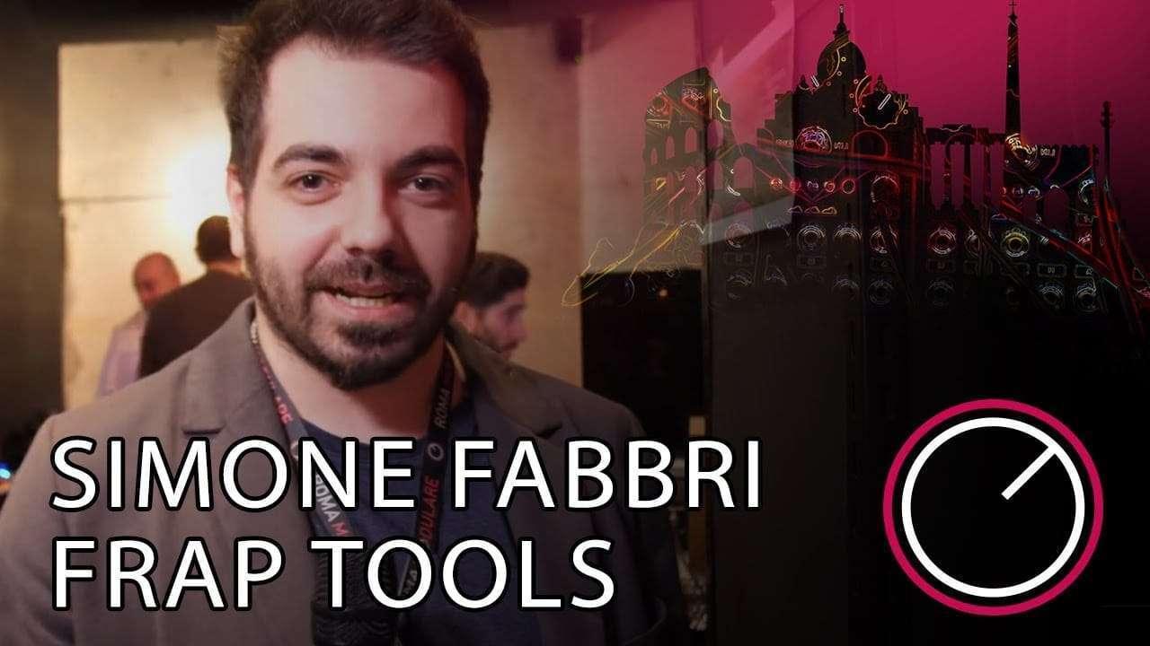roma modulare frap tools simone fabbri